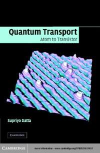 Cover Quantum Transport