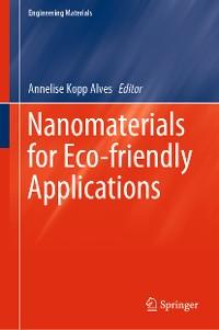 Cover Nanomaterials for Eco-friendly Applications