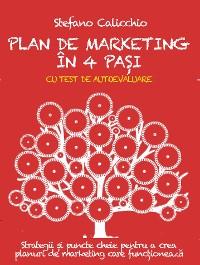 Cover Plan de marketing în 4 pași