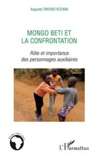 Cover Mongo beti et la confrontation - role et importance des pers