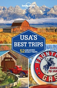 Cover Lonely Planet USA's Best Trips