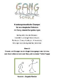 Cover Gangschule Band2
