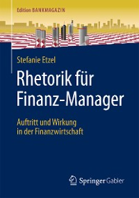 Cover Rhetorik für Finanz-Manager