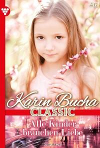 Cover Karin Bucha Classic 46 – Liebesroman