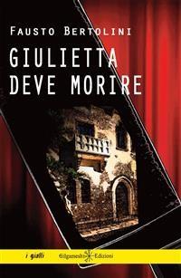 Cover Giulietta deve morire