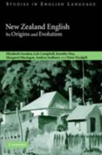 Cover New Zealand English