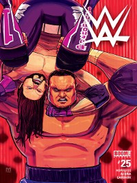 Cover WWE, Issue 25