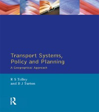 Cover Transport Systems, Policy and Planning