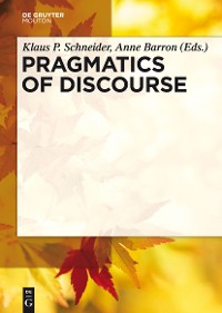 Cover Pragmatics of Discourse