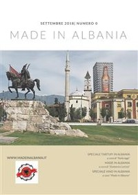 Cover Made in Albania N° 0