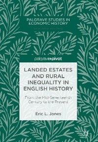 Cover Landed Estates and Rural Inequality in English History