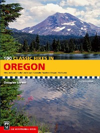 Cover 100 Classic Hikes in Oregon