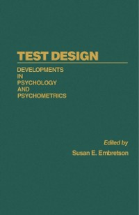 Cover Test Design