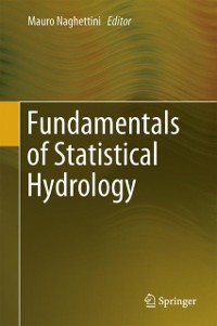 Cover Fundamentals of Statistical Hydrology