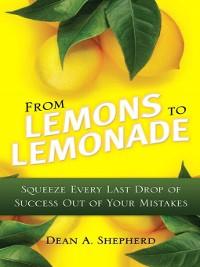 Cover From Lemons to Lemonade