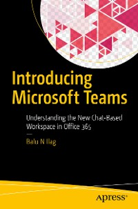 Cover Introducing Microsoft Teams