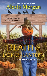 Cover Death by Jack-o'-Lantern