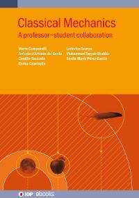 Cover Classical Mechanics