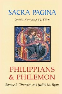 Cover Sacra Pagina: Philippians and Philemon