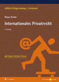 Cover Internationales Privatrecht