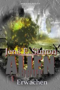 Cover Erwachen (Alien Brut 1)