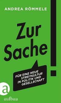 Cover Zur Sache!
