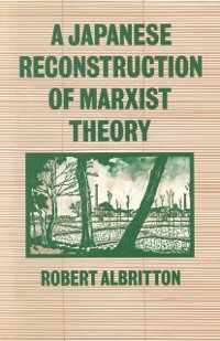 Cover Japanese Reconstruction Of Marxist Theory