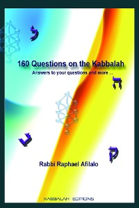 Cover 160 Questions on the Kabbalah