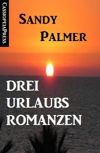 Cover Drei Urlaubsromanzen