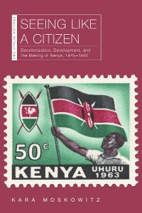 Cover Seeing Like a Citizen