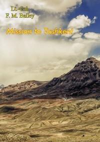 Cover Mission to Tashkent