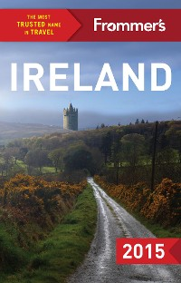 Cover Frommer's Ireland 2015