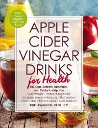 Cover Apple Cider Vinegar Drinks for Health
