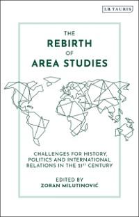 Cover Rebirth of Area Studies