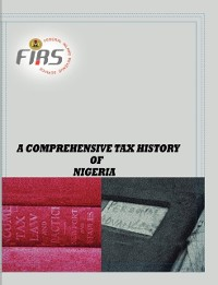 Cover Comprehensive Tax History of Nigeria