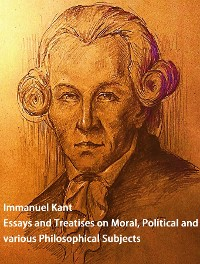 Cover Essays and Treatises on Moral, Political and various Philosophical Subjects