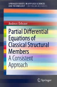 Cover Partial Differential Equations of Classical Structural Members