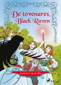 Cover Avonturen van de elfen 2 - De tovenares, Black Raven