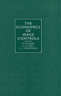 Cover Economics of Wage Controls