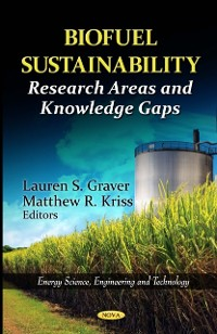 Cover Biofuel Sustainability