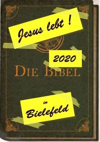 Cover Jesus lebt 2020 in Bielefeld