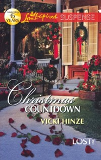 Cover Christmas Countdown (Mills & Boon Love Inspired Suspense) (Lost, Inc., Book 2)
