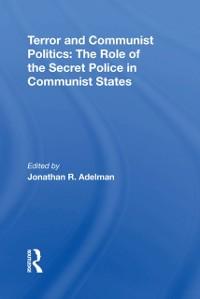 Cover Terror And Communist Politics