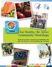 Cover Eat Healthy, Be Active