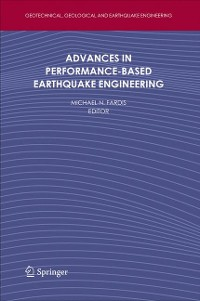 Cover Advances in Performance-Based Earthquake Engineering