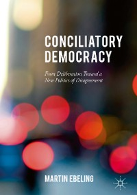 Cover Conciliatory Democracy