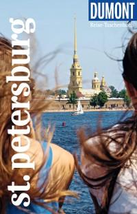 Cover DuMont Reise-Taschenbuch Reiseführer St. Petersburg