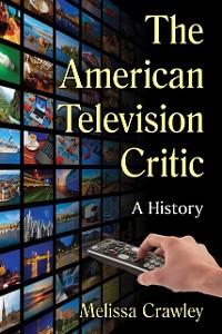 Cover American Television Critic