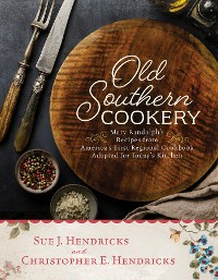 Cover Old Southern Cookery