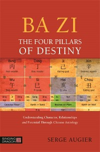 Cover Ba Zi - The Four Pillars of Destiny